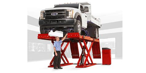 Hunter Engineering Introduces Lift Rack Integrated With