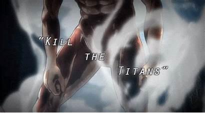 Anime Transformations Eren Titan Shift