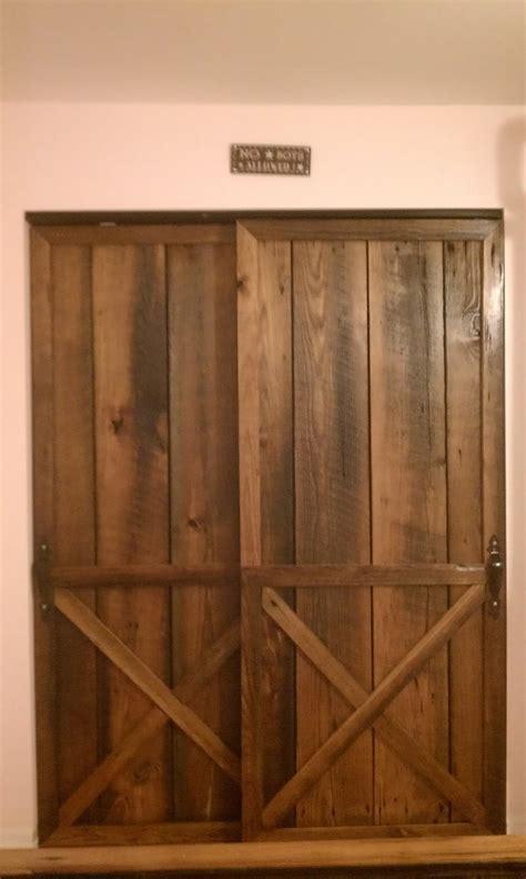 barn door for bedroom barn closet doors projects closet doors