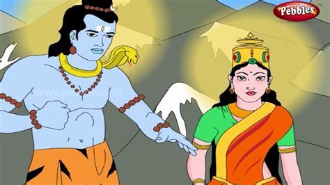 Lord Shiva Stories In English
