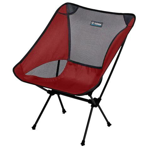helinox chair one cingstuhl versandkostenfrei