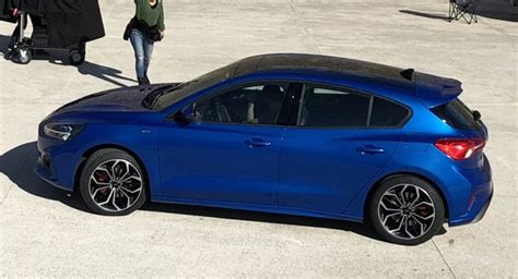 Spied Allnew 2019 Ford Focus Hatch Forcegtcom