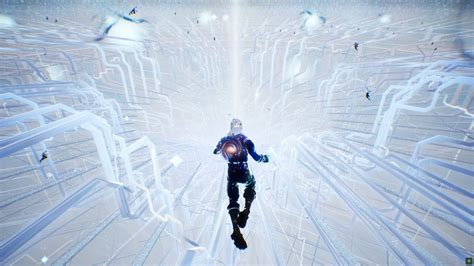 insane fortnite cube  event   galaxy skin youtube