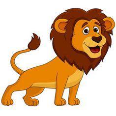 Cartoon Lion   The Wild   Pinterest   Cartoon, Lion and Cartoon lion