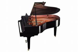 Yamaha C3X 6' Grand Piano (Polished Ebony) | Heid Music