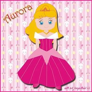 Aurora chibi by sugecitah on DeviantArt