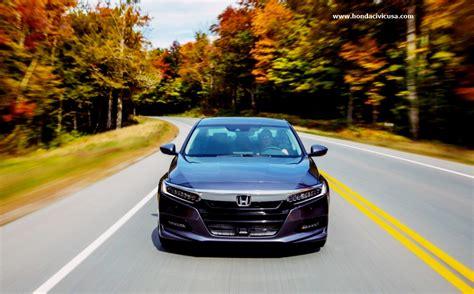 Honda Accord 2020 Redesign by 2020 Honda Accord Sedan Redesign Honda Civic Updates