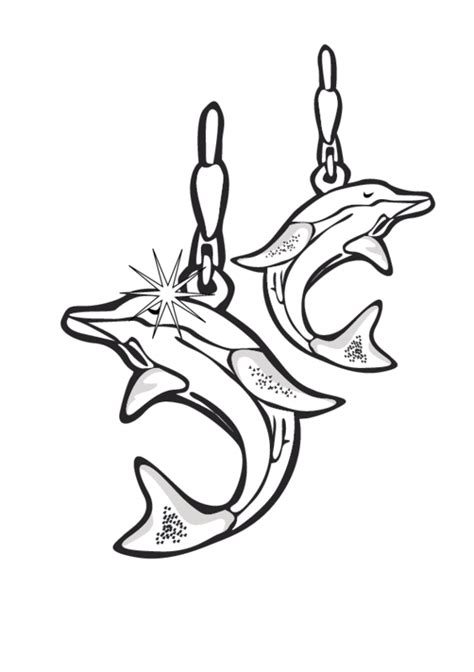 jewelry coloring pages getcoloringpagescom