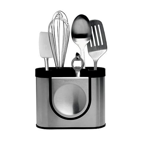 porte ustensiles de cuisine accessoires de rangement cuisine ustensiles et couverts