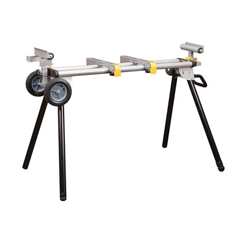 harbor freight table saw stand heavy duty mobile miter saw stand