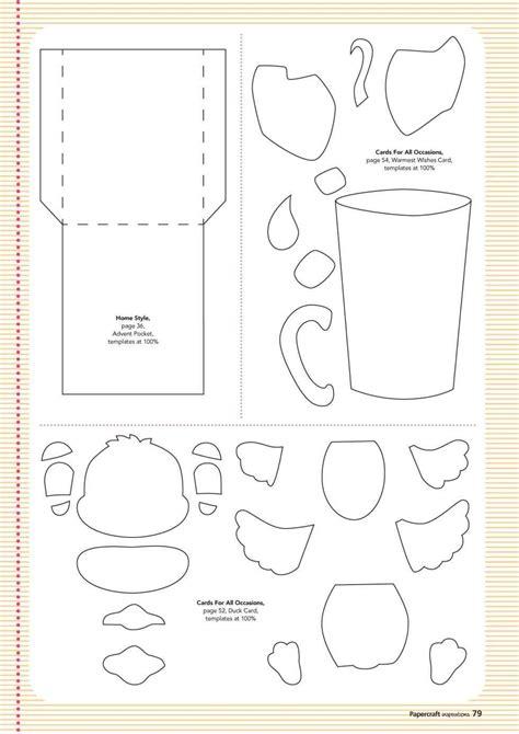 card making templates  print  template update