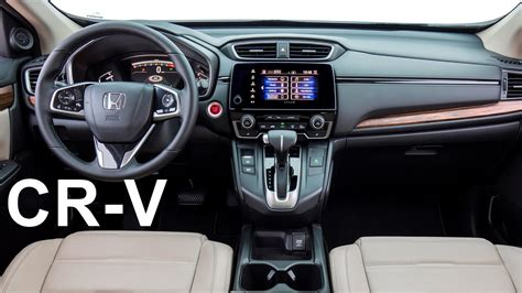 Check spelling or type a new query. 2017 Honda CR-V - INTERIOR - YouTube
