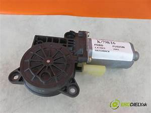 Ford Fusion 1 4 Tdci F6jb  F6ja Manual 5