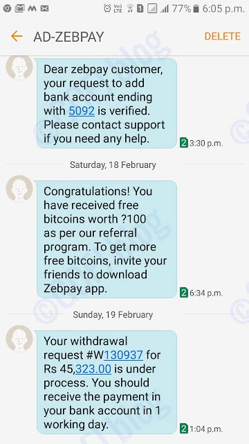 However, despite the high security, it is better to make a cash app bitcoin withdrawal and have complete control of your coins with full. Zebpay Review 2020 Updated News Date Regarding Relaunch