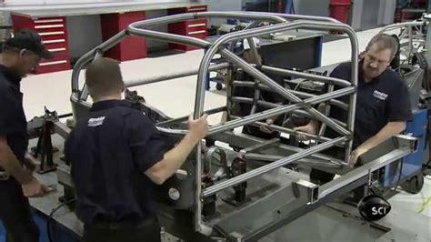 Assembling A Race Car Frame