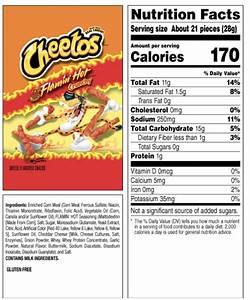 Nutrition Label Worksheet Answer Key Quizlet