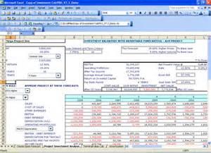 Irr Spreadsheet Investment Calc Pro Irr Present Values Millennium Software Model Advisor