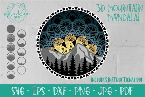 We have a huge range of paper cutting products available. Mandala Bunny Svg For Silhouette - Free Layered SVG Files