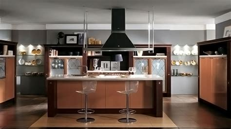 Trendy Kitchen Designs From Italy's Scavolini  Home