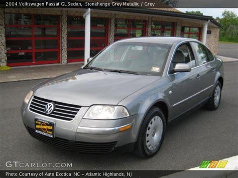 2004 Volkswagen Passat Gl Sedan