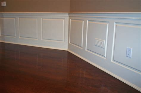 Custom Wainscoting Panels by Custom Raised Panel Pictures
