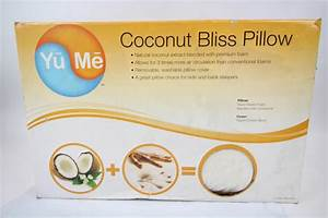yu me coconut bliss pillow property room With coconut bliss pillow