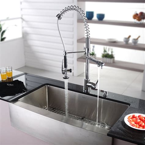 farmhouse sink faucet ideas modern kitchen sink design to fashion your cooking area