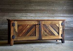 finding the artistic old barn wood furniture trellischicago With barn yard furniture