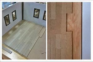 parquet pour maquette maison medievale slmediation With parquet pour maison