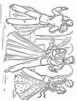 Coloring Pages Dance Dancing Irish Ballroom Dancers Ballet Adult Adults Sheets Sherriallen Books Drawings Template Comments sketch template