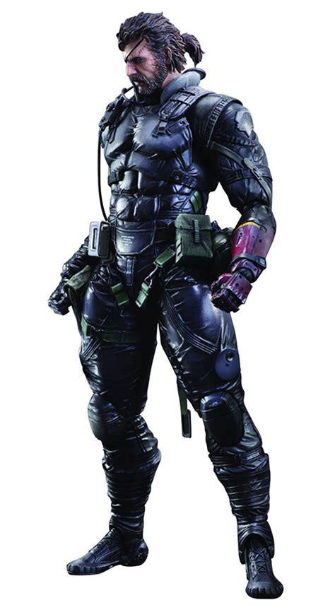 Venom Snake Sneaking Suit Metal Gear Solid V Phantom