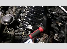 BMW x5 30 Diesel injector DIY part 1 YouTube