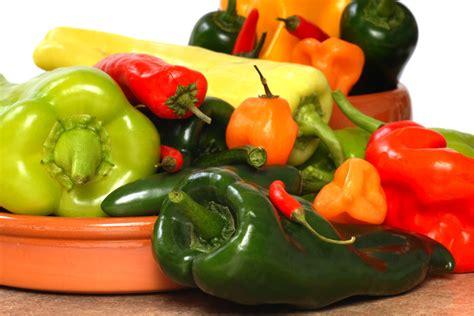 paprika sorten arten im ueberblick