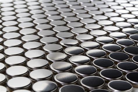 stainless steel tile 15sf metal mosaic stainless steel tiles