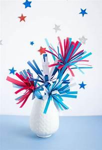 Diy, Paper, Fireworks, Centerpiece
