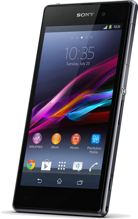 what was the smartphone sony xperia z1 waterproof smartphone debuts sony xperia z1