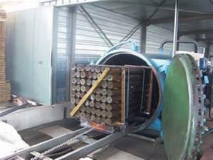 Autoclave Classe 3 : station de traitement du bois traitement autoclave ~ Premium-room.com Idées de Décoration