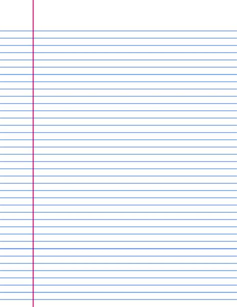 college ruled lined paper printable viewing gallery