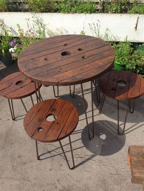 25 best ideas about wooden garden furniture on