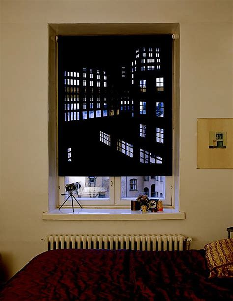 blackout curtains are back in style with a modern twist