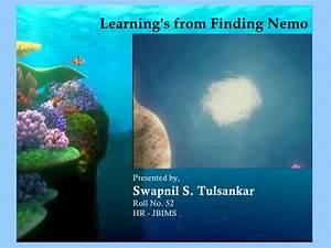 Finding Nemo Presentation