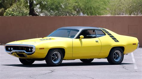 1971 Plymouth Road Runner Wallpapers & Hd Images Wsupercars