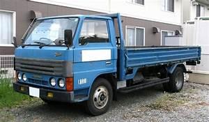Ford Trader Mazda T Truck 1989