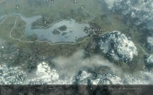 Skyrim Riften Map