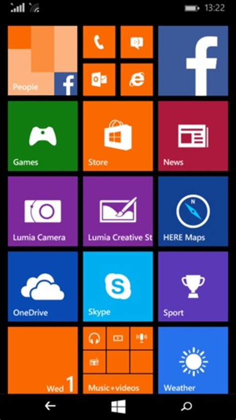 install apps microsoft lumia 435 windows phone 8 1 device guides