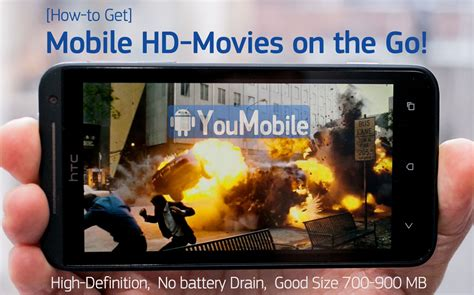 [how-to] Get A 700mb Full Hd Movies For Your Smartphone