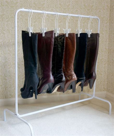 boots closet and storage on