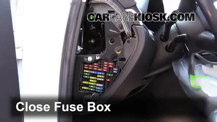 2006 Audi A8 Fuse Box by Interior Fuse Box Location 2002 2008 Audi A4 Quattro