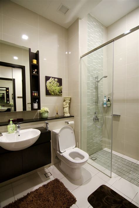 Modern Condo Bathroom Ideas by Simple And Bathroom Design How The Designer Has