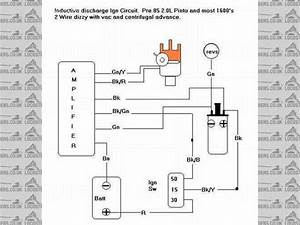 Ford Electronic Ignition Wiring Diagram